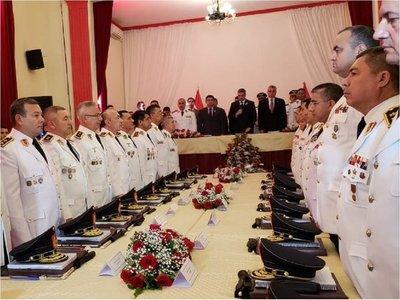 Tribunal de Calificaciones tratará ascensos y bajas de policías