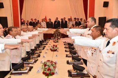 Instalan Tribunal de Calificaciones de la Policía Nacional