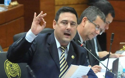 Diputado dijo que intervención a municipios no debe convertirse en caza de brujas