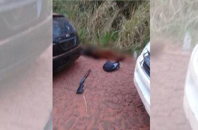 San Pedro: Mueren 4 asaltantes en enfrentamiento con policías