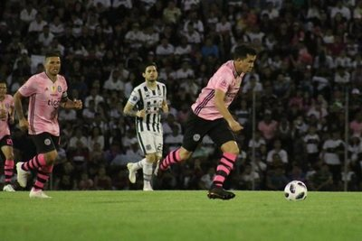 Goles Clausura 2018 Fecha 14: Santaní 0