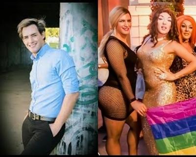 """Lamentan presencia de """"Ken Paraguayo"""" en desfile cultural y reavivan rumor de travesti"""