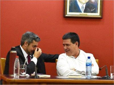 Mario Abdo busca la aniquilación política de Cartes, según Godoy
