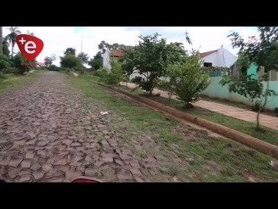 Finaliza trabajo de catastro en barrios de Encarnación y familias esperan sus títulos