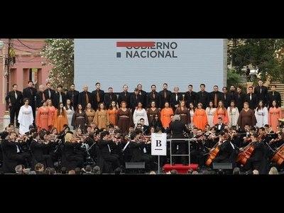 CORUCI inicia serie de conciertos previo al Festival de Bariloche 2018