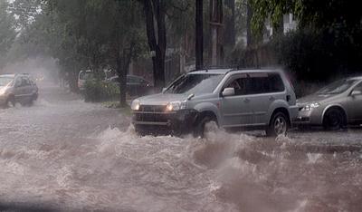 Anuncian tormentas que afectarían a gran parte del país en las próximas horas