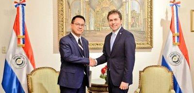 Japón estrechará cooperación económica y social con Paraguay