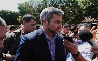 Abdo Benítez a favor de continuidad de proceso de juicio político a Ministro de Corte
