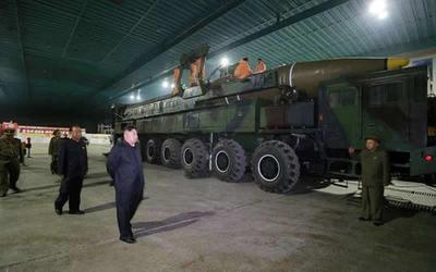 Kim Jong-un amenaza con nuevo lanzamiento ante ejercicio militar de EEUU y Corea del Sur