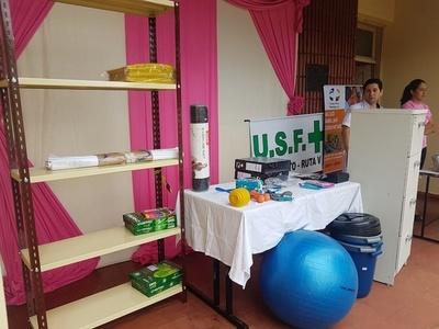 Unidades de salud reciben equipamientos y mobiliarios en Concepción