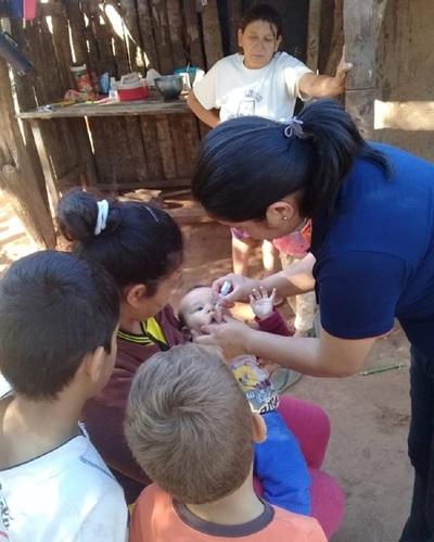 Pretenden actualizar esquema de vacunación en San Ignacio