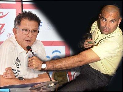 Duro palo de Chilavert para Osorio y Harrison