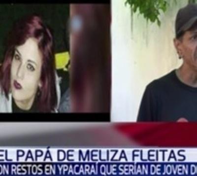 Pareja de Meliza tiene parientes en Brasil, Estados Unidos y Europa