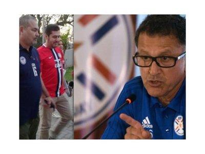 """José Luis Chilavert: """"¿Qué ha ganado Osorio?"""""""