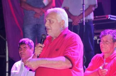Yoni Schmalko es gobernador de Itapúa