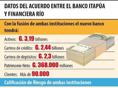 Dos entidades se fusionan y crearán un nuevo banco