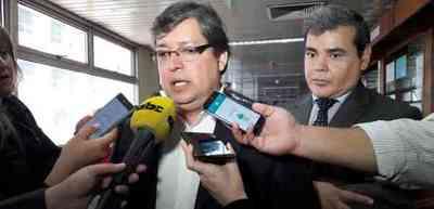Fiscal Gustavo Yegros fue enjuiciado y suspendido