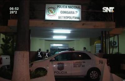 Demoran a kinesiólogo de Cerro Porteño con un arma en su poder