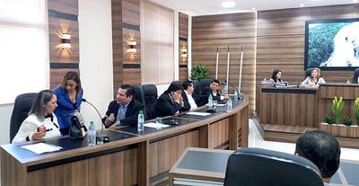 Junta Municipal franqueña renovó mesa directiva con votos divididos de bancadas