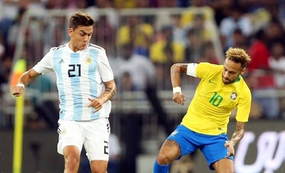HOY / Brasil se da un triunfo in extremis ante Argentina