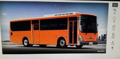 Buses cero km con paradas inteligentes