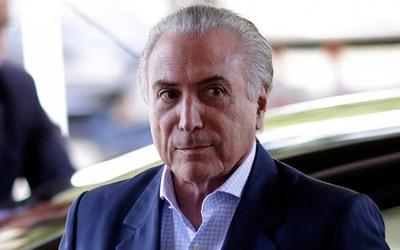 Policía Federal solicitó imputación de Michel Temer por corrupción