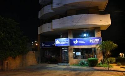 HOY / Otro asalto a una farmacia, esta vez en barrio Jara