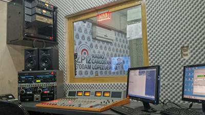 Licitación de FM
