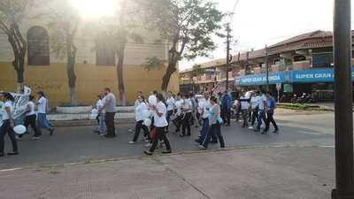 Funcionarios del clan urbieta piden que paren las movilizaciones