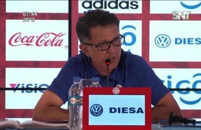 Juan Carlos Osorios no es el candidato para llegar a la selección de Colombia
