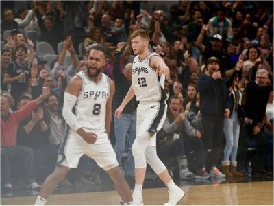 Pelicans, Nuggets y Pacers avisan; cumplen Jazz, Raptors y Spurs