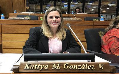 "Diputada espera que caso de votos fantasmas no termine en el ""oparei"""