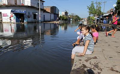 Gobierno y Municipalidad trabajan de cara a nueva crecida del río Paraguay