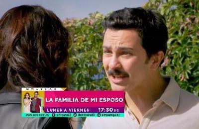 ¡Prepárate para un nuevo episodio de La Familia De Mi Esposo!