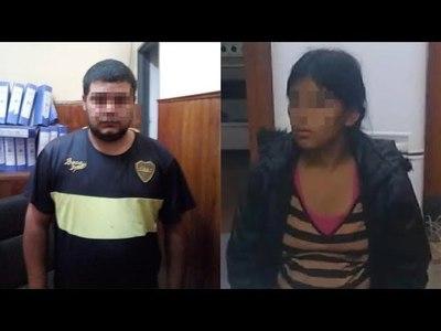 Encarnaceno y su pareja confesaron el crimen de Sheila: ''Tomamos droga y alcohol y no sabemos cómo