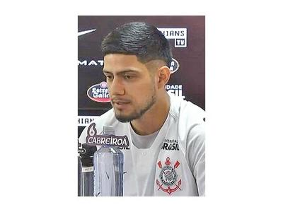 El  Chico  Díaz busca continuidad en Brasil