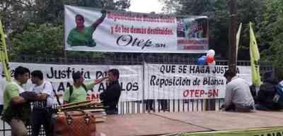 Piden a la Corte celeridad en el caso de Blanca Ávalos – Prensa 5