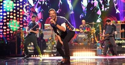 """HOY / Coldplay a la pantalla grande con """"A Head Full of Dreams"""""""