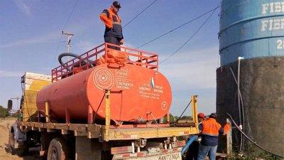 SEN asistirá con agua potable a comunidades indígenas del Chaco