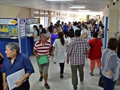 IPS ya no tendrá pacientes en sus pasillos de Urgencias