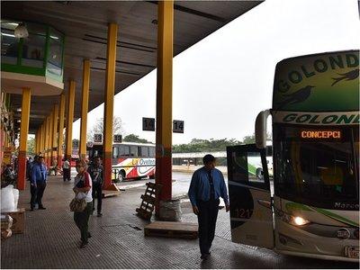 Dinatrán habilita aplicación para conocer horarios de buses