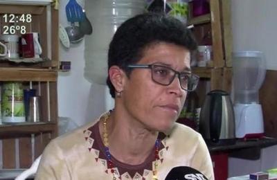 Venezolana en Paraguay lucha por superar el cáncer
