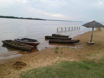 Altura del río Paraná está en ascenso