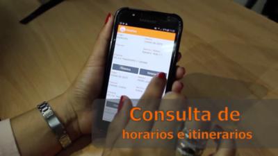 """HOY / Lanzan aplicación para reportar """"reguladas"""" de buses"""