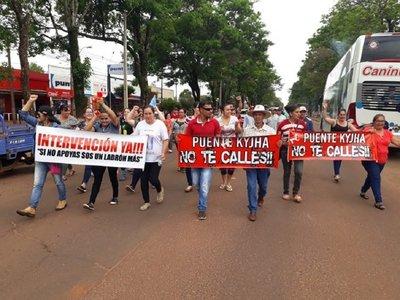 Aprueban pedido de intervenir la Comuna de Francisco Caballero Álvarez