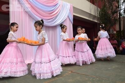 Campaña Octubre Rosa en Caazapá