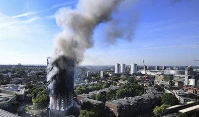 Londres: Policía confirma 58 muertos en incendio