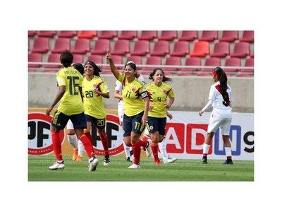 Colombia se asegura ronda final y la Roja queda acerca