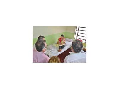 Retoman suspendida ayuda a Hospital Pediátrico Municipal