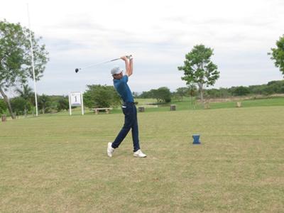 Interclubes de golf en el Paraná Country Club